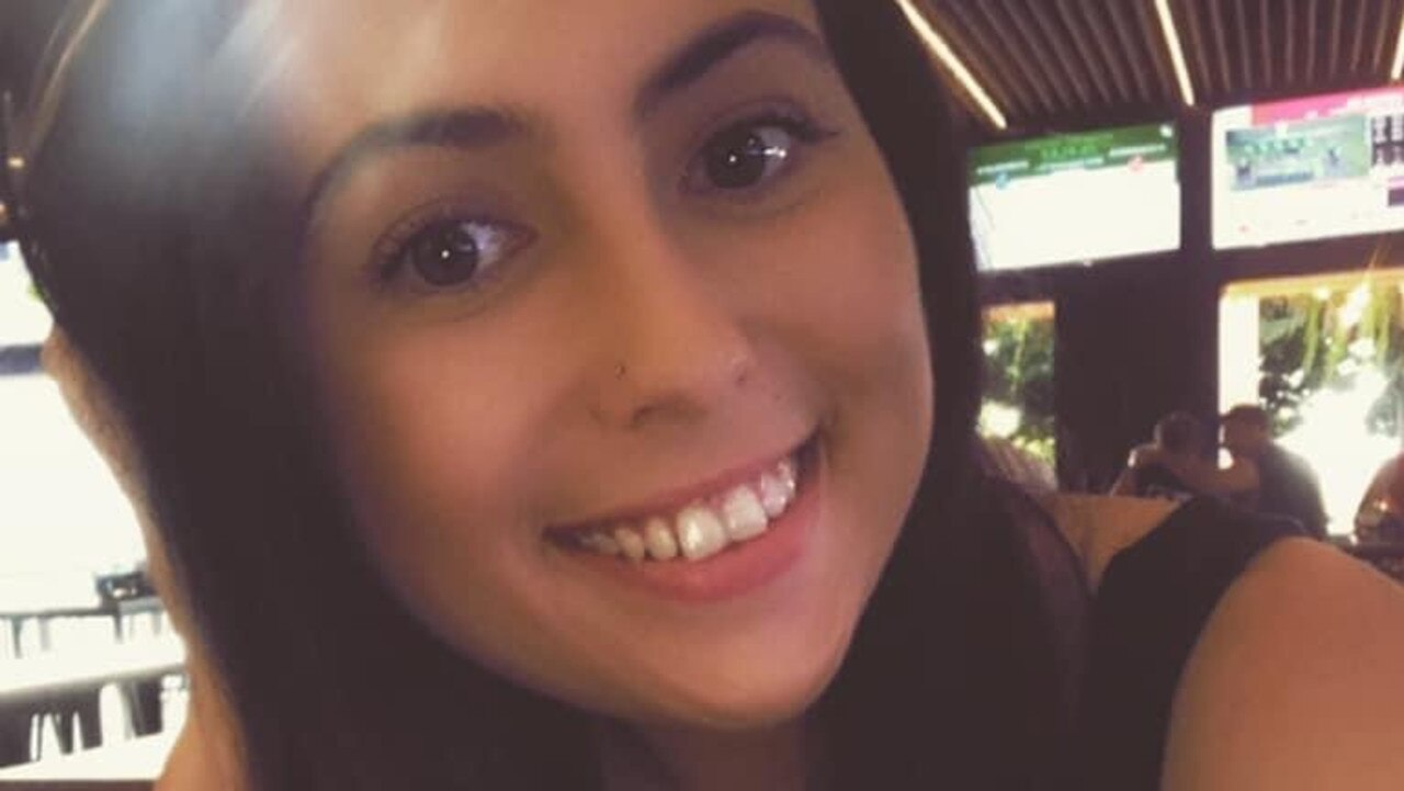 The court heard Asia Marie Otway was 'disgusted' with her behaviour after too much to drink. Picture: Facebook.