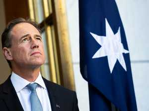 Greg Hunt touts Moderna vaccine contract