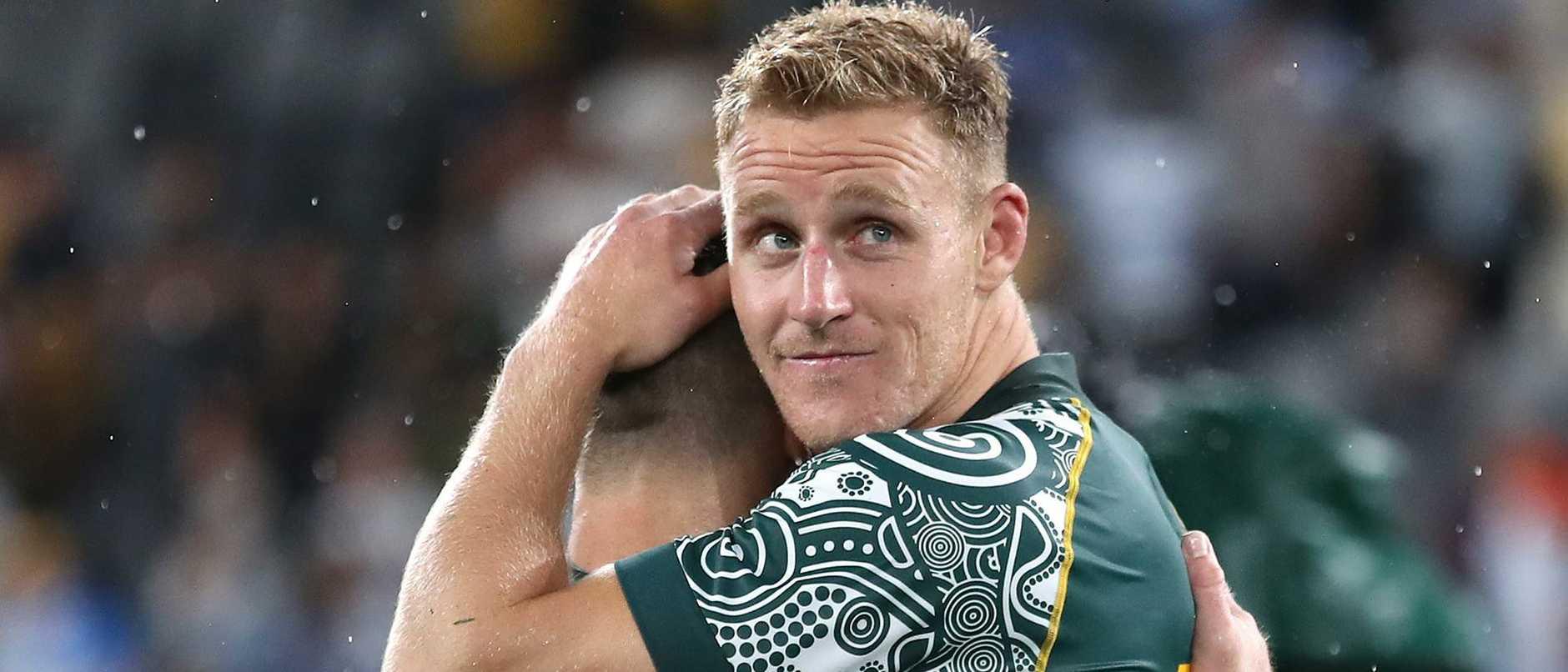 Cadbury replace Qantas as major sponsor of the Wallabies and Rugby Australia