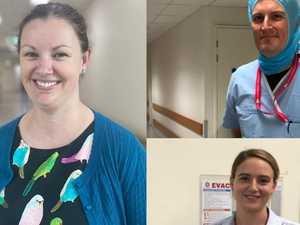 Health sector applauds West Moreton's nurses, midwives