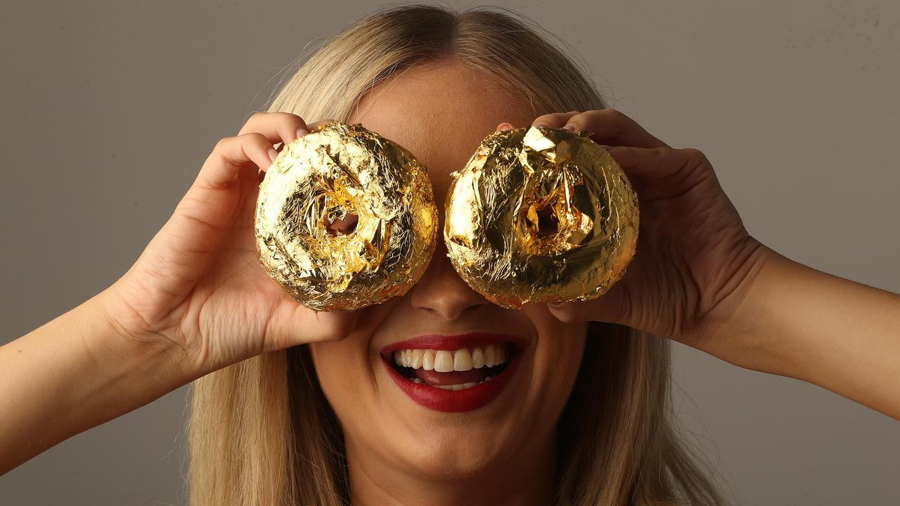 Australia loves a double doughnut day. photo Calum Robertson