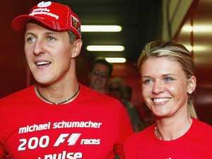 Wife's $9m move amid Schumacher mystery