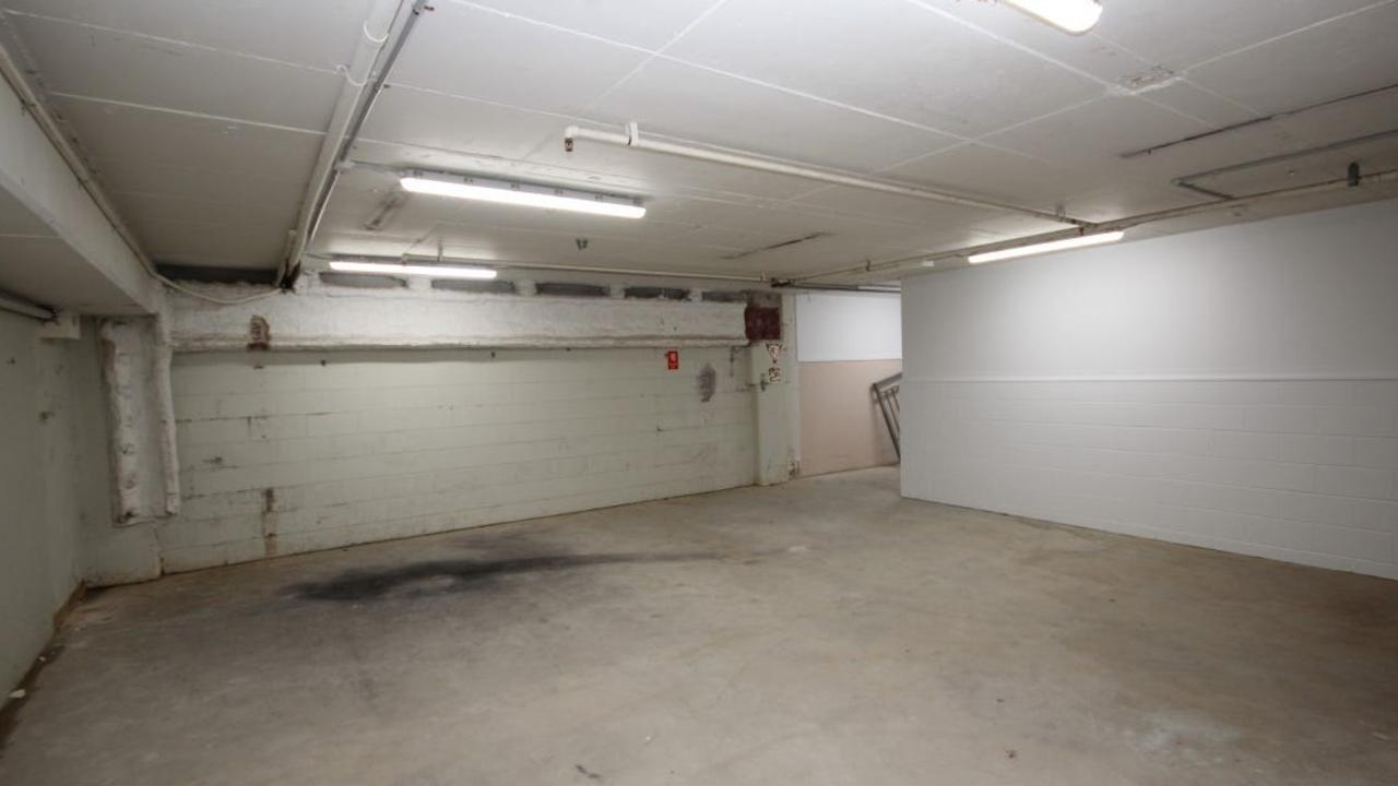 The basement 'unit'