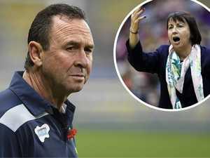 'Stuart's disrespectful netball jab hurts all Aussie sport'
