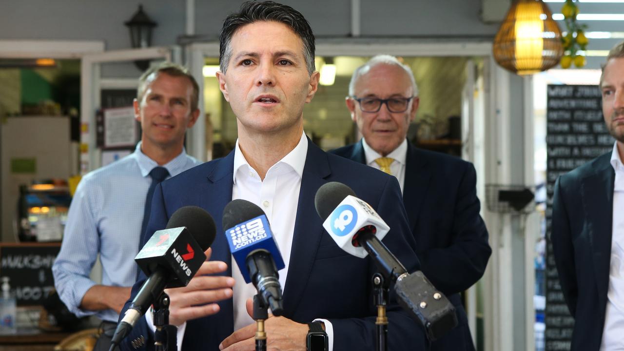 NSW Customer Service Minister Victor Dominello. Picture: NCA NewsWire / Gaye Gerard