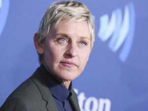 Ellen makes shock call on talk show