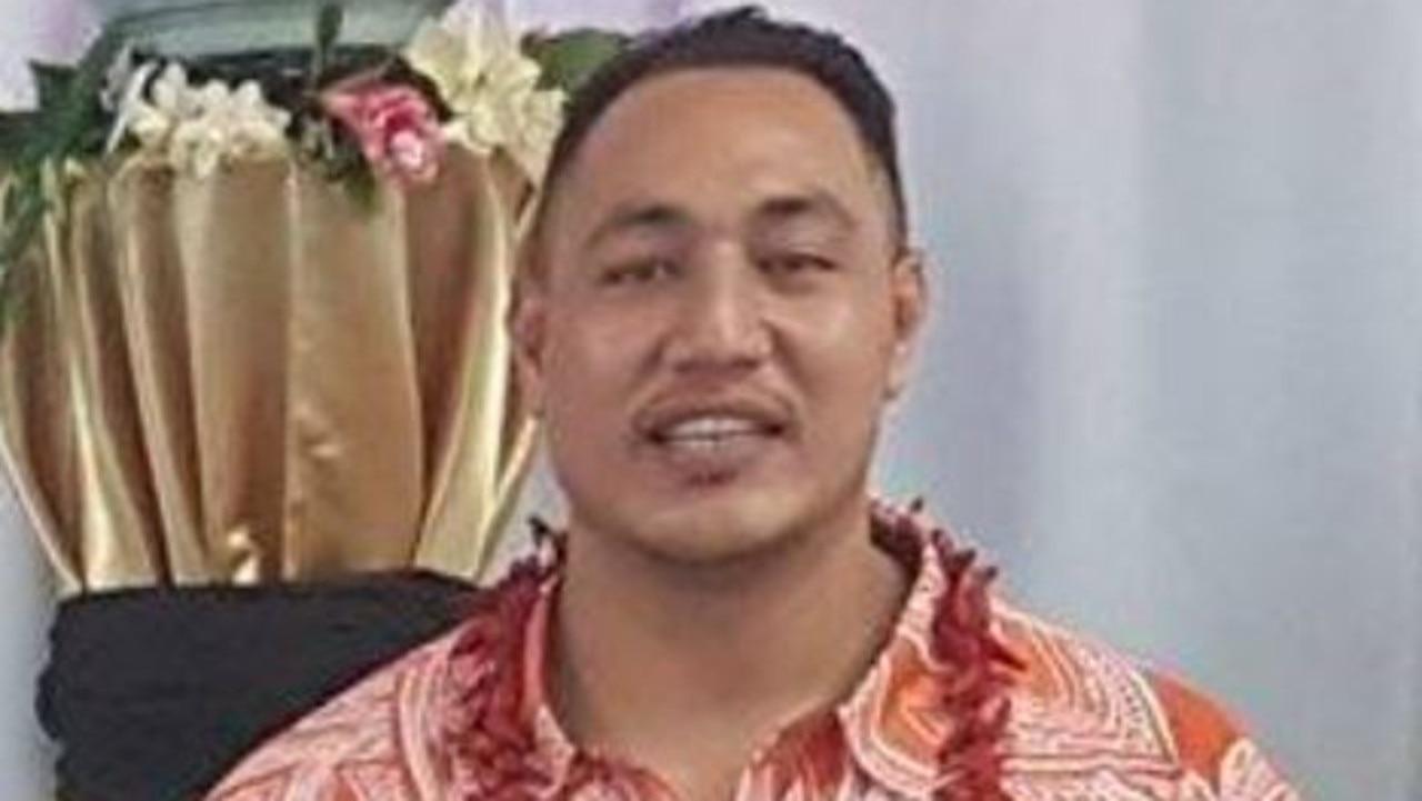 Crestmead man Talapuse Tuialii, 36. Picture: Facebook
