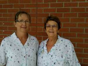 Mackay nurses retire after combined 78 years at Mater