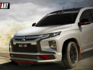 Mitsubishi reveals plans for tough ute