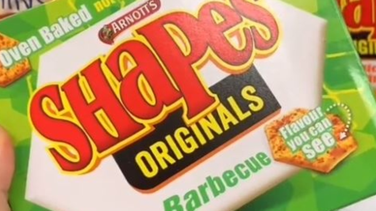 """A vegan has claimed BBQ Shapes are """"the only flavour"""" those who follow the animal-free diet can eat, forcing Arnott's to respond."""