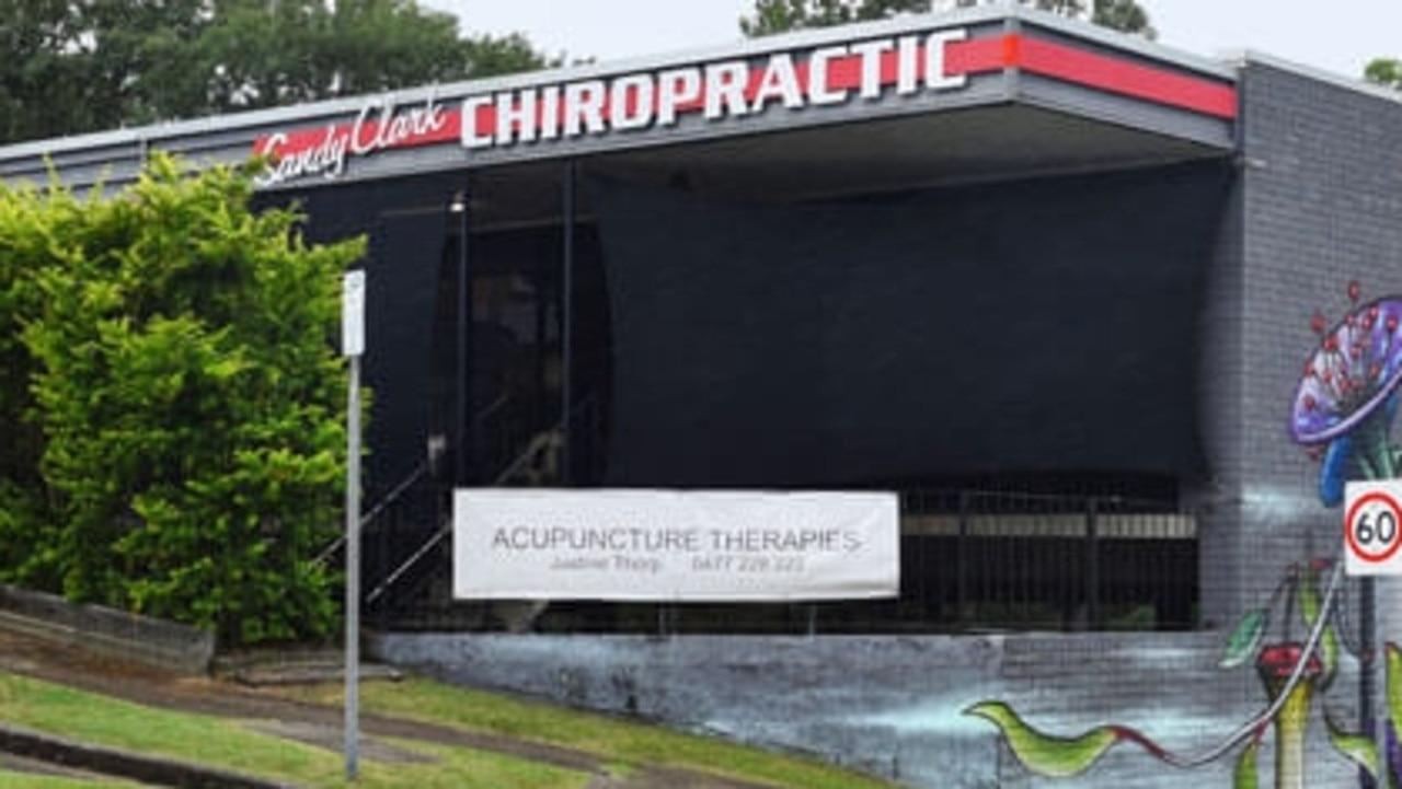Sandy Clark Chiropractic on Blandford St, Grange