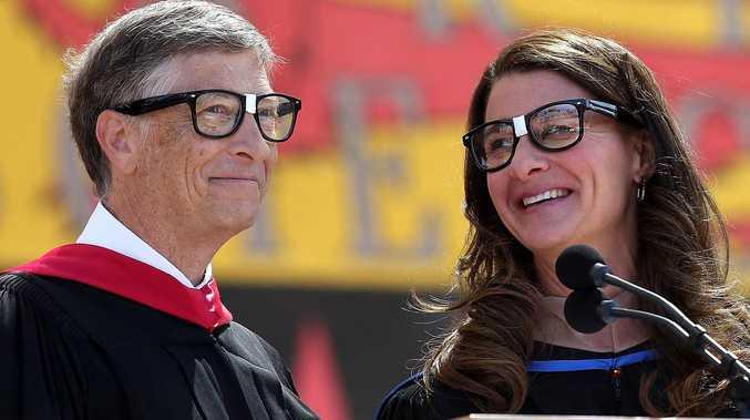 Bill Gates told friends he was in 'loveless' marriage
