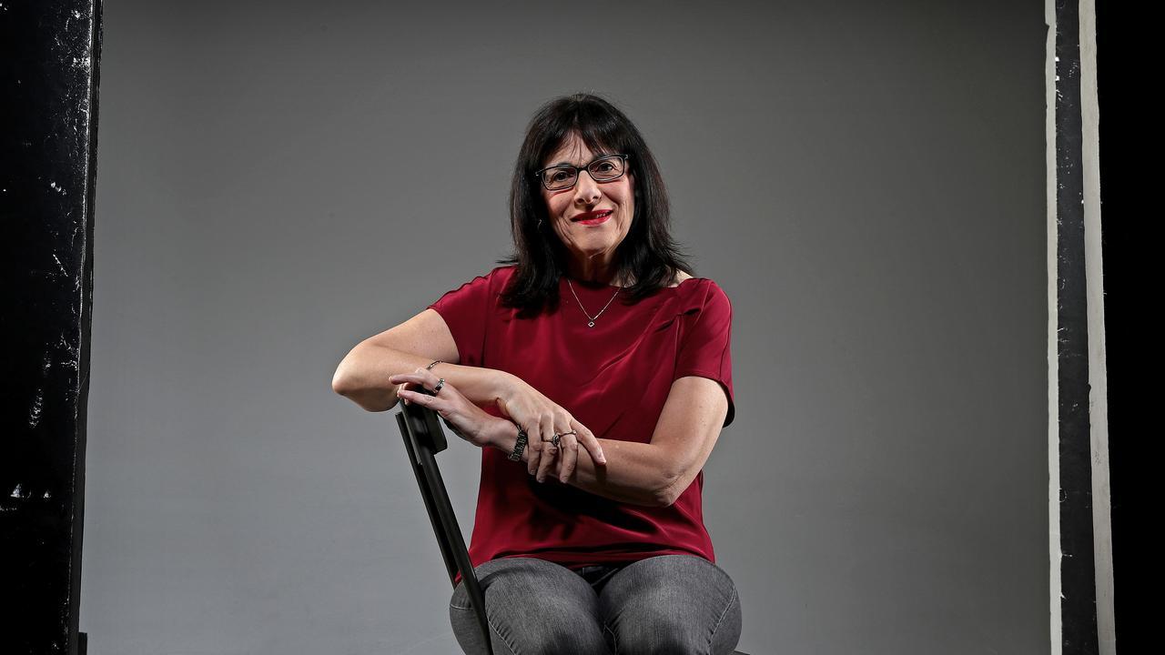 Psychologist Dianna Kenny. Picture: Toby Zerna