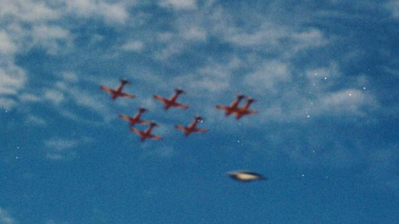 Perth airshow 1997