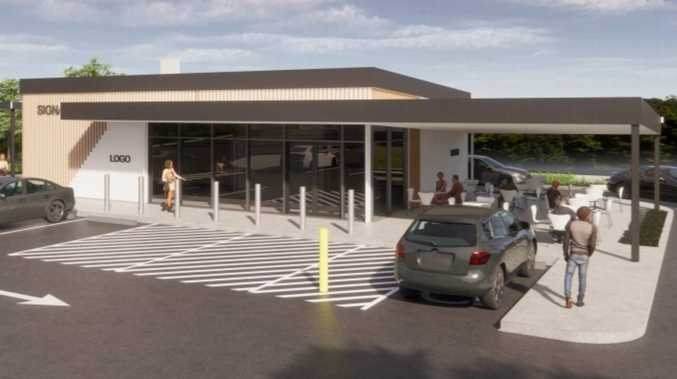 First look at new gym, drive-through takeaway for Mackay