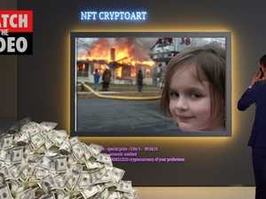 Who's laughing now? The meme creators getting rich off NFTs