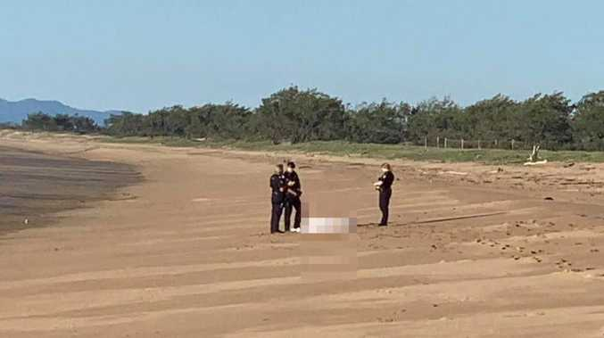 Body found on Mackay's Harbour Beach