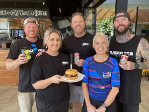 Big eaters to test stomachs in 'Fat Bastard' challenge