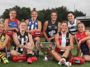 Female footy fallout divides Australia