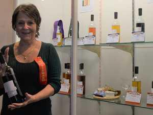 Wine savant nabs five awards at Ipswich show