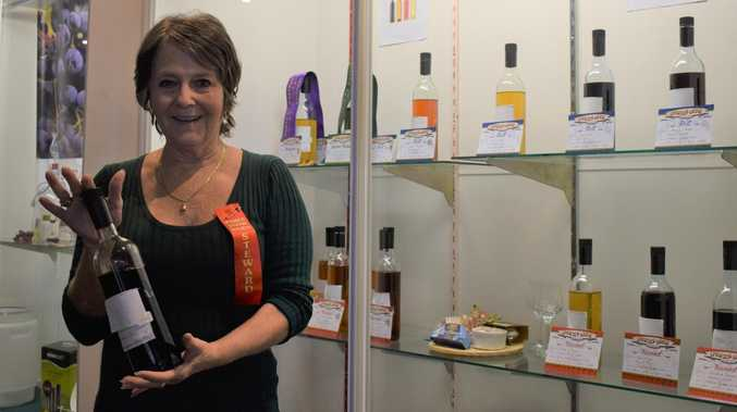 Wine savant nabs five awards at Ipswich show