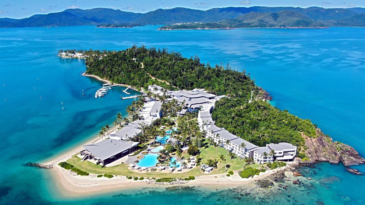 Daydream Island Resort.
