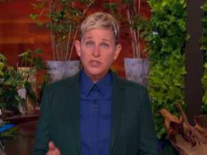 Ellen opens up in emotional interview
