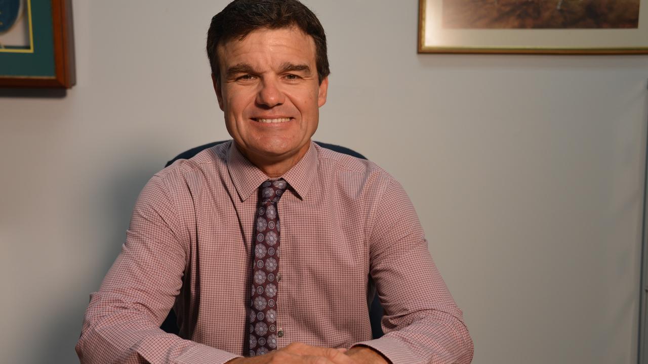 Winton Shire Council Mayor Gavin Baskett.