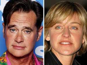 Host's nasty run-in with 'raging' Ellen