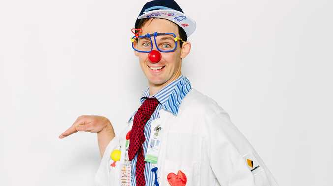 The heartbreak and absolute joy of being a clown doctor