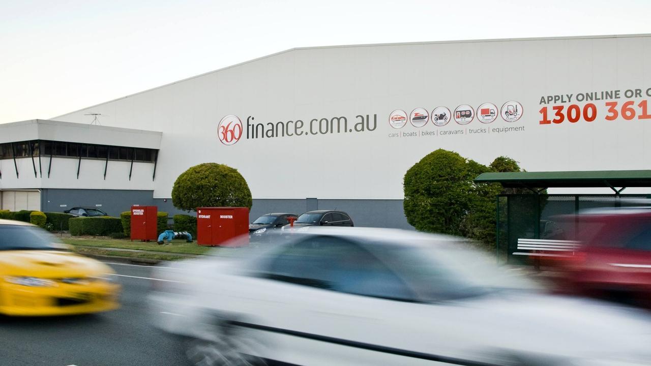 360 Finance office