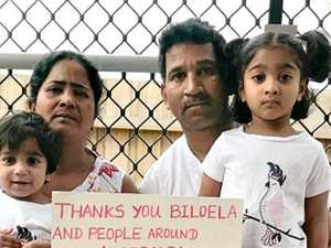 Biloela girl celebrates sixth birthday in detention