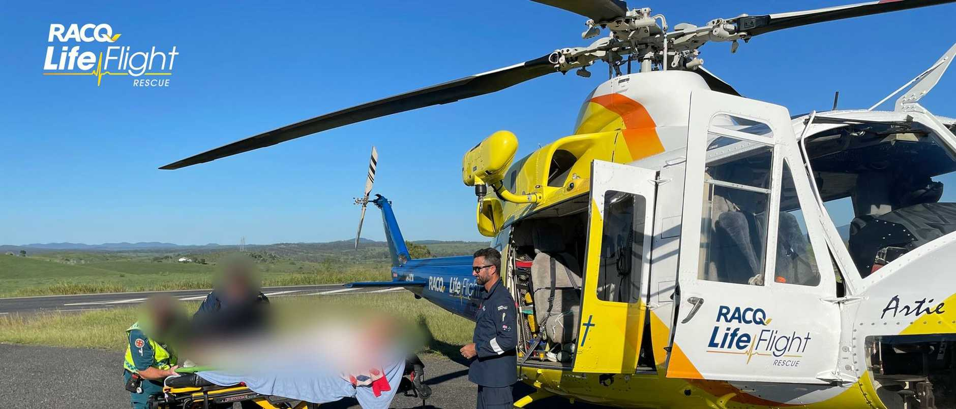 Horrific details have emerged as to how a Dalby student on her way to school was hit by a car and dragged for 170 metres.