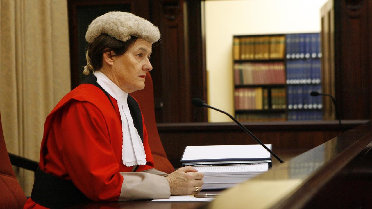 Justice Trish Kelly.