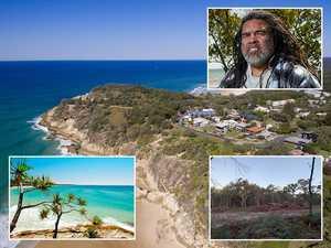Bulldozers, resorts and hunting: Secret island deal shock