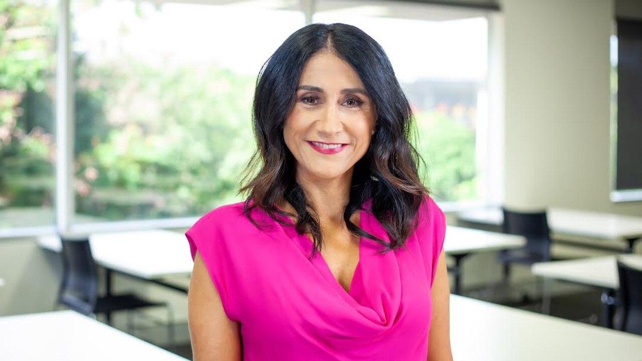 Real Estate Institute of Queensland CEO Antonia Mercorella.