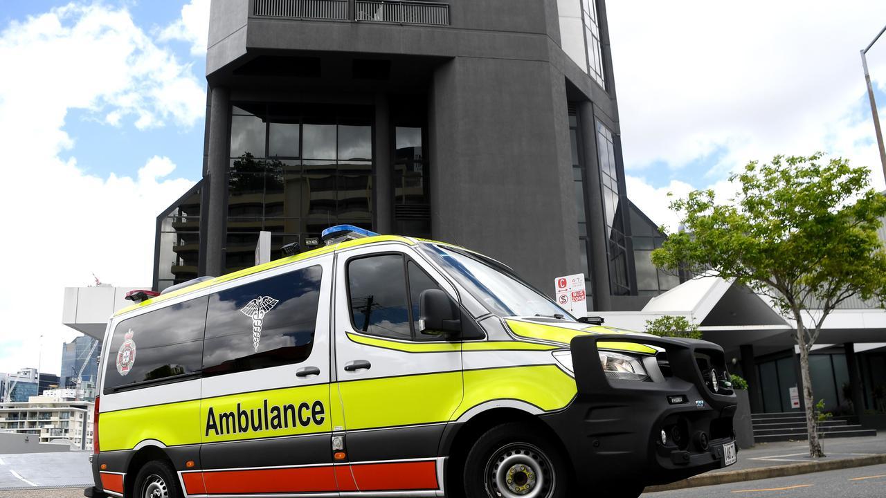 Paramedics were called to Biloela.