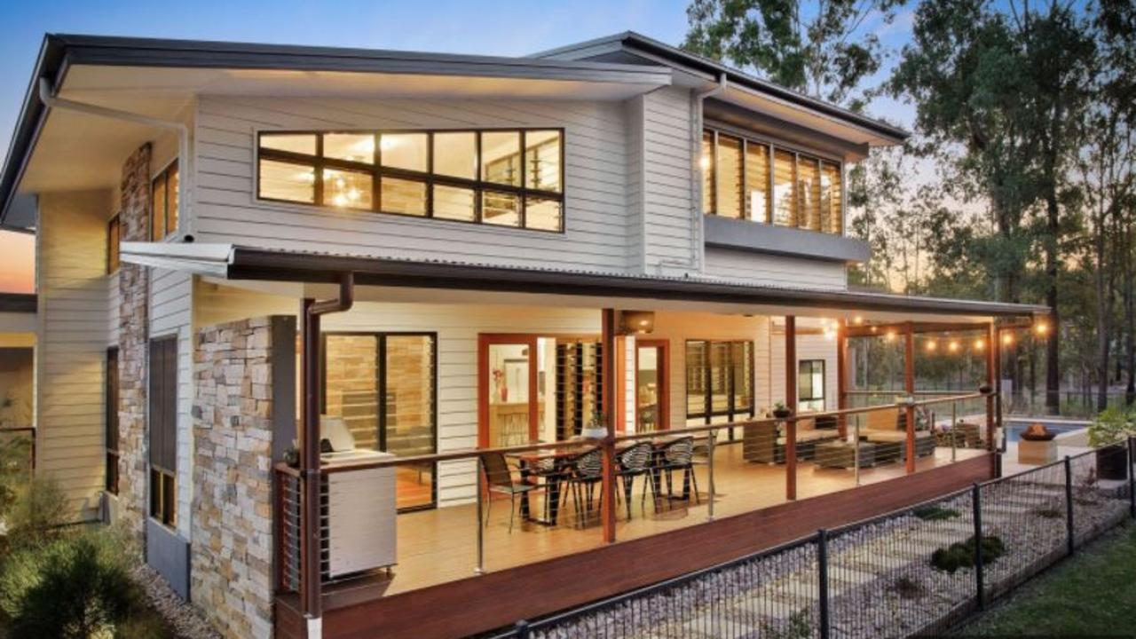 7/83 Birchwood Crescent at Brookwater swapped hands for $1.2 million earlier this year. Picture: Brookwater Residential