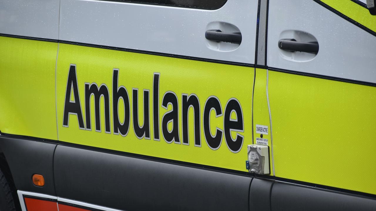 Three people were hospitalised overnight following multiple traffic crashes at Goodna.