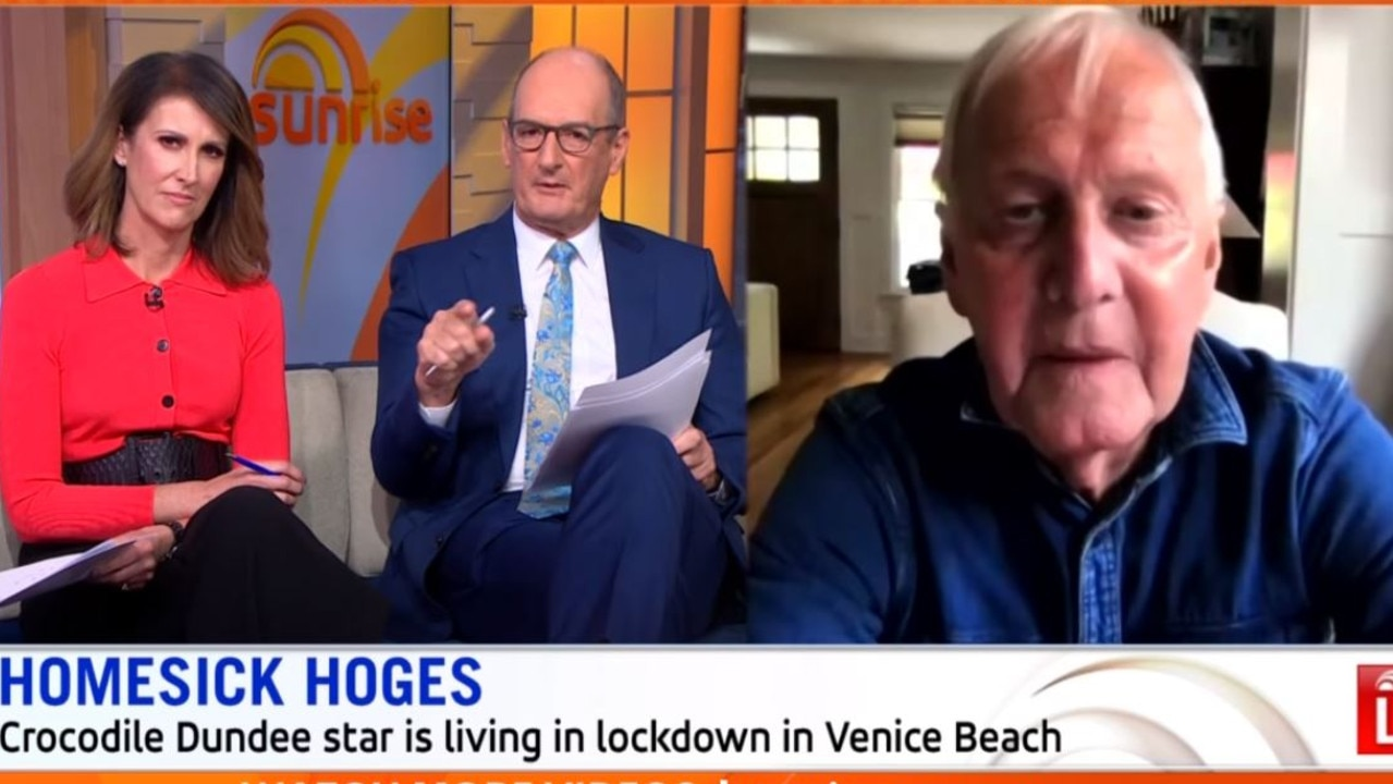 Nat Barr and David Koch were concerned for Hogan – many viewers felt less charitable.