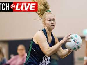 Watch live: Queensland Netball Sapphire Draw - Bond Bull Sharks vs Wildcats