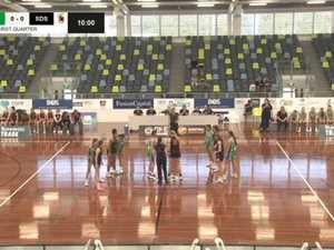 Replay: Queensland Basketball - Gold Coast Rollers v Southern District Spartans (Women's)