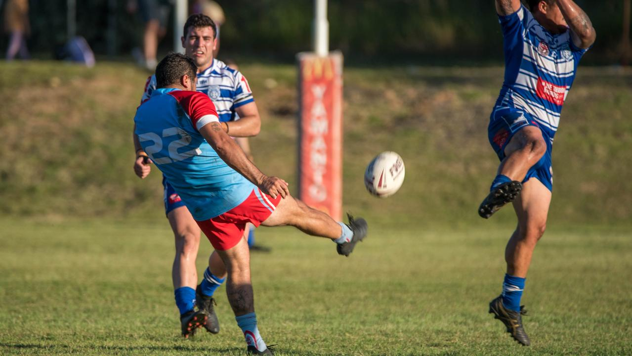 Swifts captain Cameron Picker set up a number of tries with his strong kicking performance. Picture: Bruce Clayton