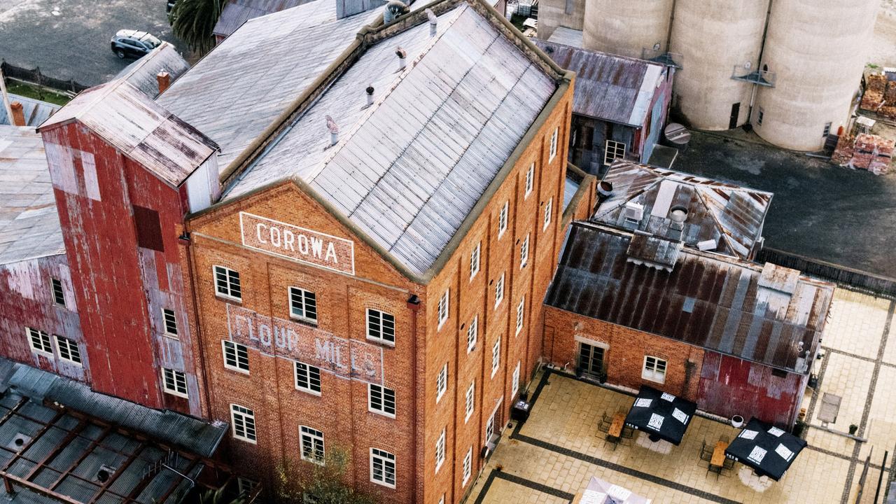 Corowa Whisky & Chocolate, in regional NSW, has come a long way.