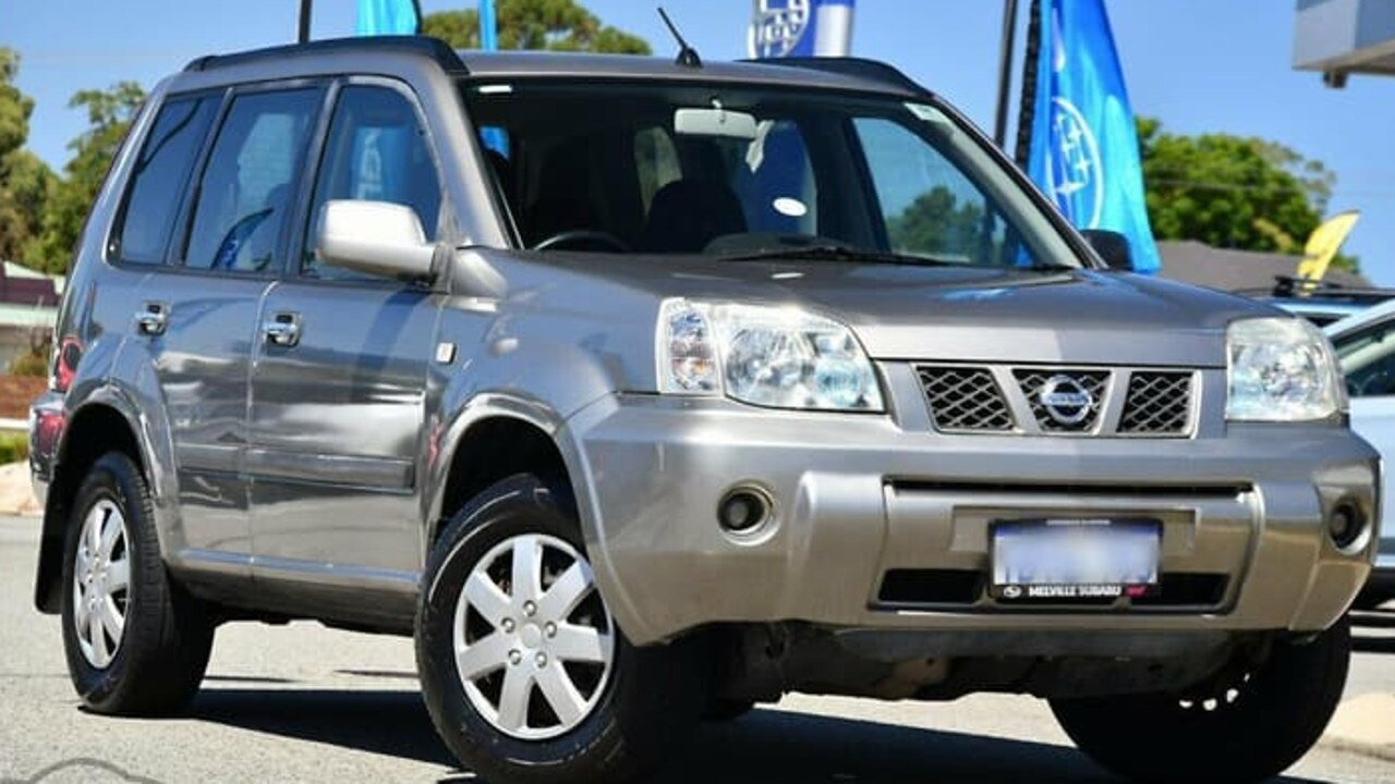 Officers are appealing for anyone with dashcam footage of the movements of the gold X-Trail (similar to the one pictured) to contact police.