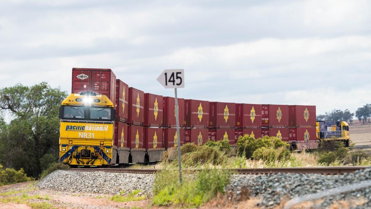 Inland rail.