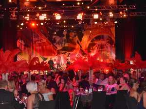 Razzle dazzle at the Mayor's Charity Ball