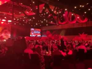 Mackay's glamour at the Mayor's Charity Ball 2021