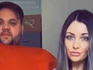 Aussie woman defends 'fat' fiance