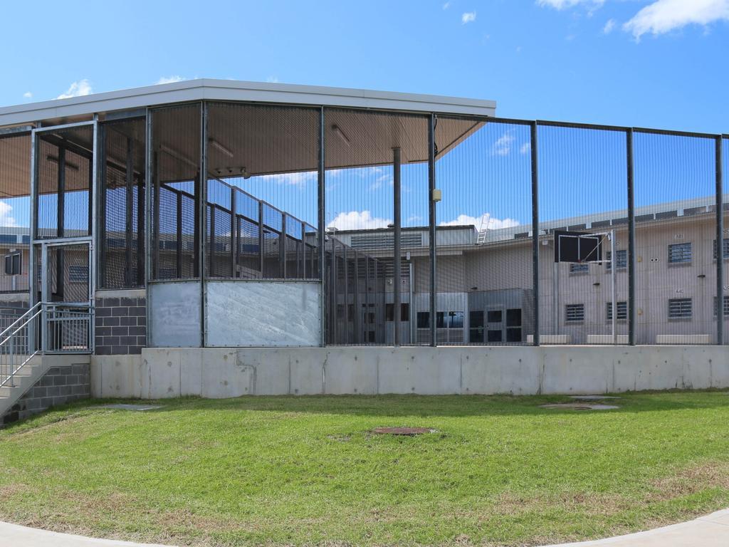 The maximum-security wing at Parklea prison. Picture: CSNSW